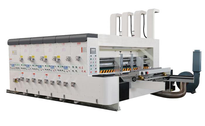 MQYKM 高速印刷开槽模切机